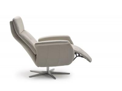 Sillón relax eléctrico giratorio modelo Kely DE