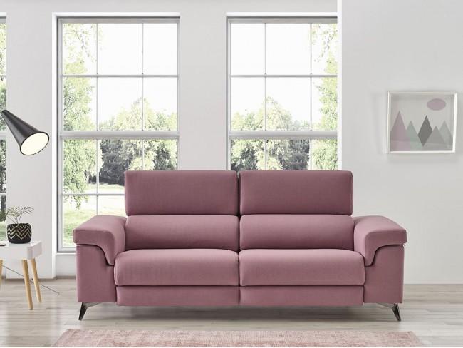 Sofá 3 plazas modelo Descansa UP