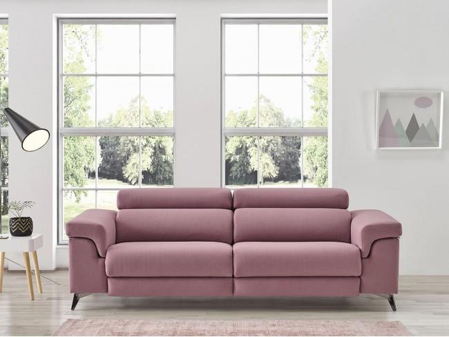 Sofá 3 plazas modelo Descansa