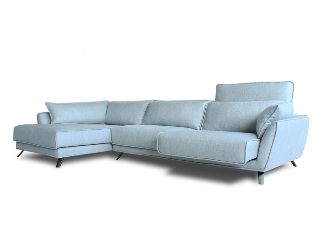 Sofá chaise longue modelo Eve DE