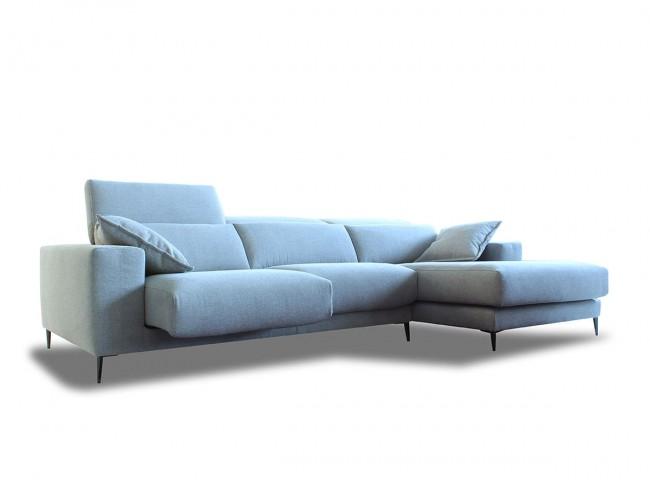 Sofá chaise longue modelo Niobe IZ
