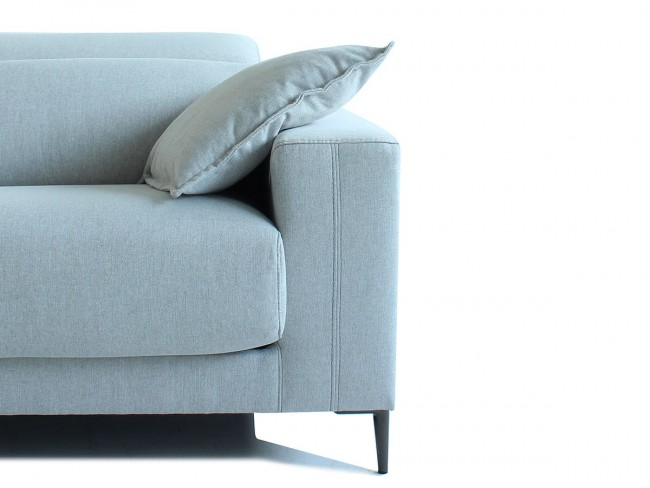 Sofá chaise longue modelo Niobe DE