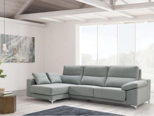Sofá chaise longue modelo Oasis