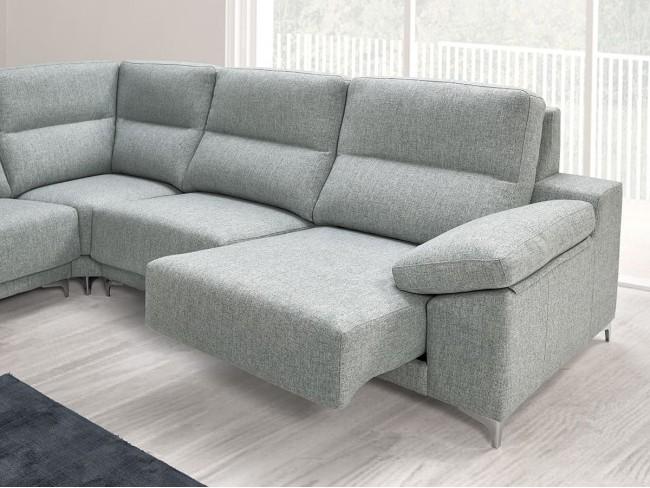 Sofá chaise longue modelo Oasis DE