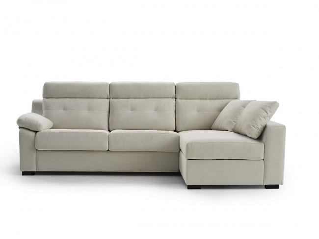 Sofá chaise longue cama italiano modelo Triana