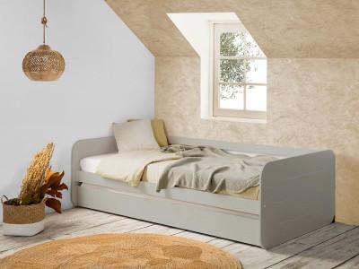 Cama nido con somier modelo Redona