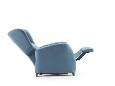 Sillón relax eléctrico modelo Pavia
