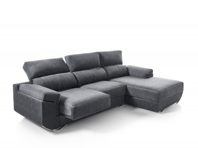 Sofá chaise longue modelo Houston DE