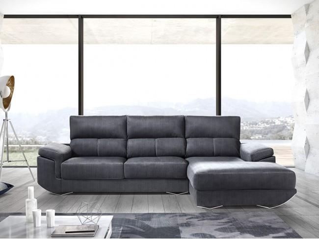 Sofá chaise longue modelo Houston