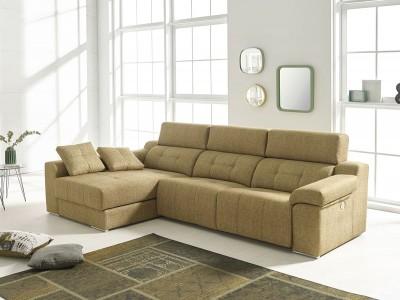 Sofá chaise longue relax eléctrico modelo Velero