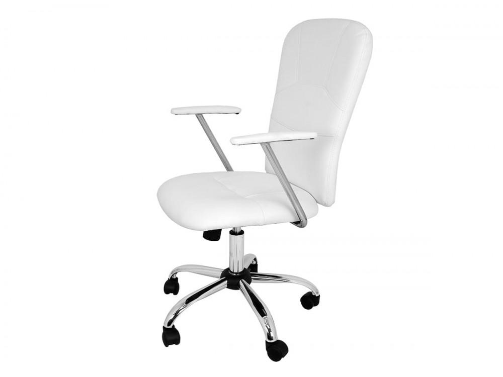 Silla oficina modelo Magali blanco