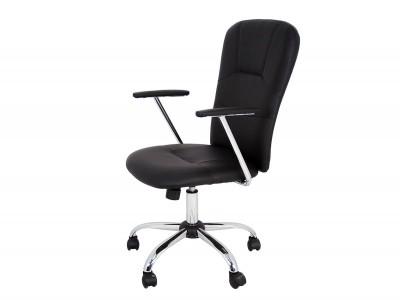 Silla oficina modelo Magali negro