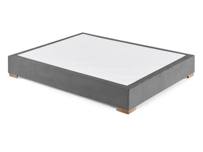 Base tapizada modelo Confort System