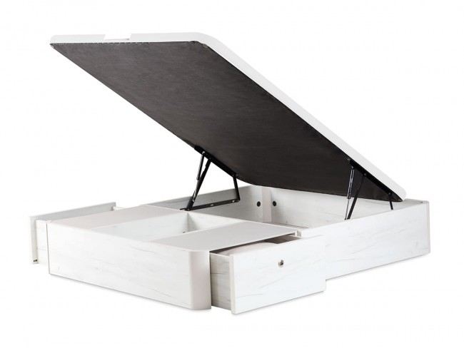 Canapé cajones laterales modelo 800