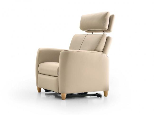 Sillón Relax Eléctrico Modelo Capri 2