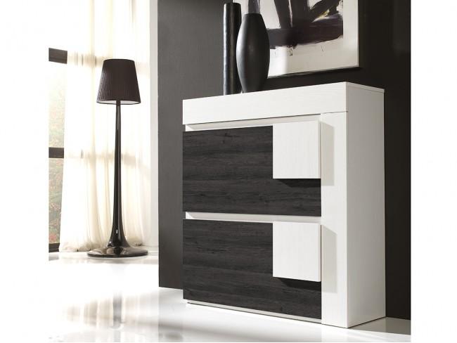 Mueble zapatero modelo On Concept Design 2p polar brent