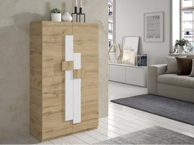 Mueble zapatero modelo On Concept Design 2p quebec polar