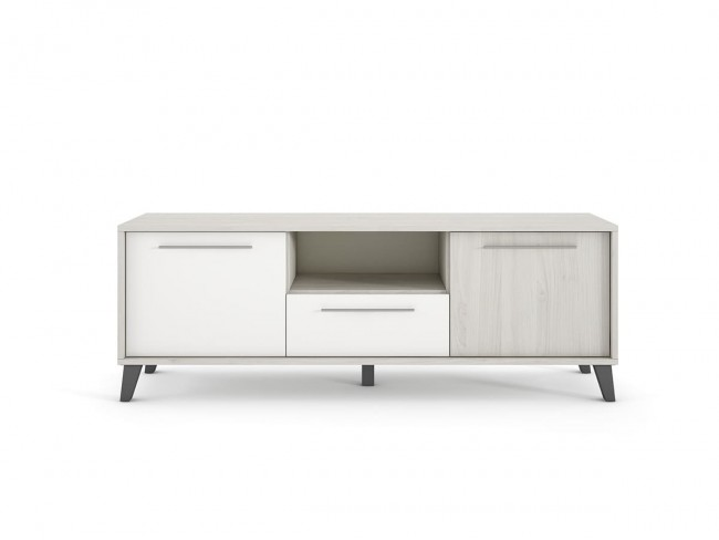 Mueble TV Cube modelo Salones Serie Top BC FB
