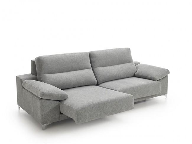 Sofá 3 plazas deslizante modelo Oasis