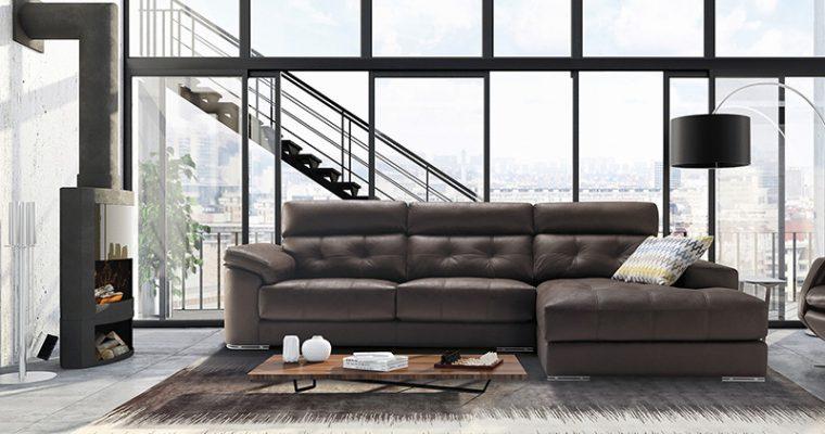 Sofás chaise longue. Comparte tu zona de confort