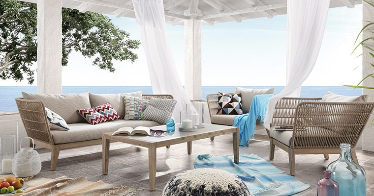 Muebles de jardín o terraza, siempre a punto
