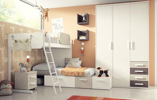Dormitorios juveniles llenos de ideas: que empiece la diversión