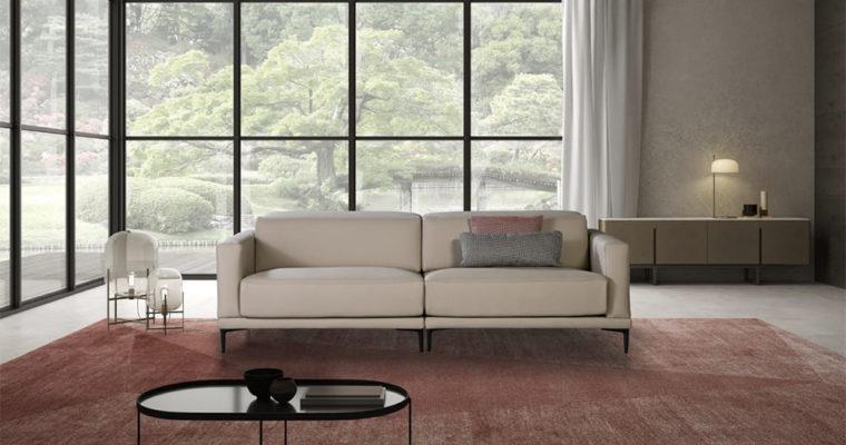 Sofá de diseño Delfos: lo ves, lo quieres… ¿lo tienes?