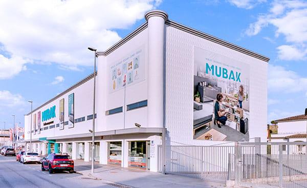 Mubak Granollers tienda de muebles y decoración