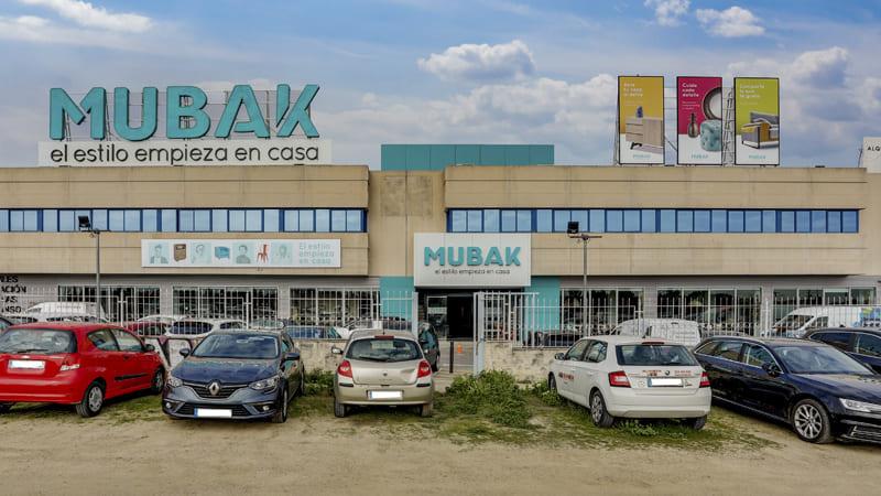Mubak Leganés Tienda