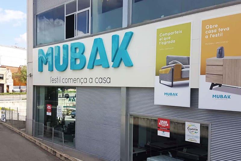 Fachada Mubak Terrassa